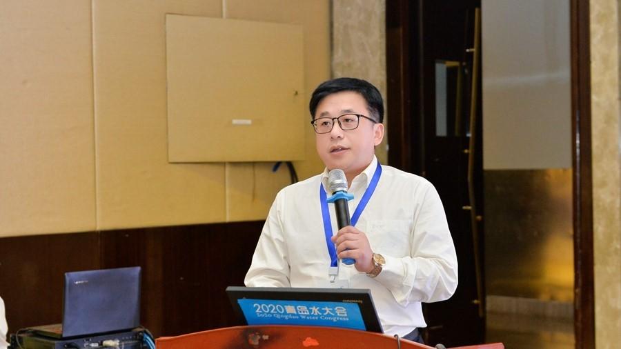 南方泵業南泵事業部營銷副總經理彭宇峰.jpg